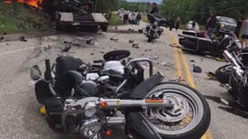 National News - Truck Driver Arrested In Fatal New Hampshire Motorcycle Crash