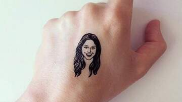 Suzette - You Can Now Get A Temporary Tattoo Of Your BFF's Face