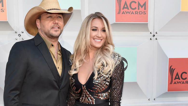 Jason Aldean Has The Best Reaction After His Toddler Son Uses Profanity