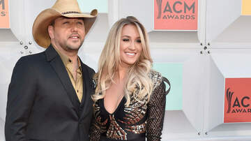 iHeartRadio Music News - Jason Aldean's Wife Gets Mom-Shamed After Posting Pool Video