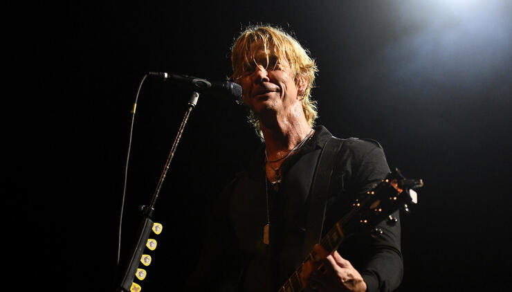 Duff McKagan Reveals How Much Was In His First Guns N' Roses Royalty Check | iHeartRadio
