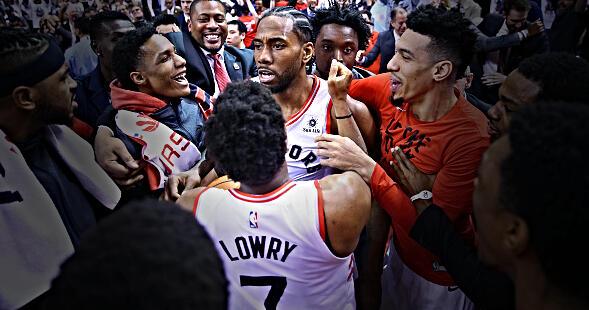Colin Cowherd Says Kawhi Leonard Leaving the Raptors is Bad for Basketball