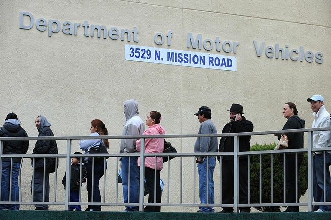 California DMV Closing for Half-Day To Better Train