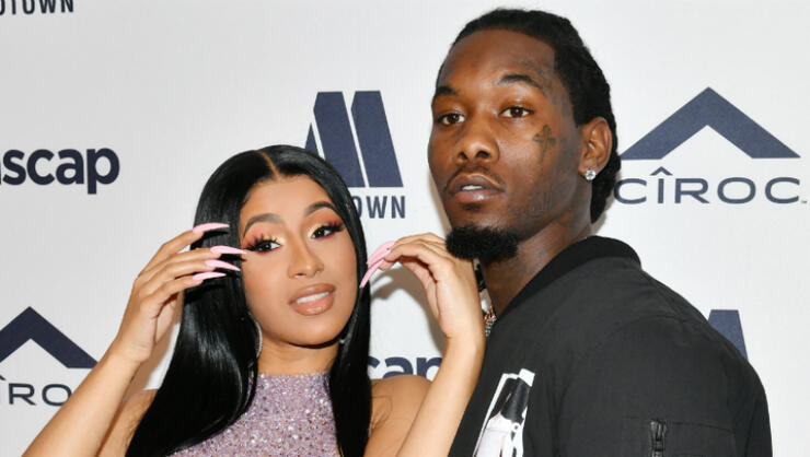 Cardi B & Offset Just Dropped $100K On Birthday Bling For Baby Kulture | iHeartRadio