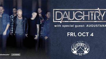Buzzing Vegas - Daughtry at The Joint at Hard Rock Hotel Las Vegas