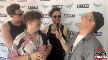 Kyle McMahon Blog - lovelytheband Interview * Firefly 2019