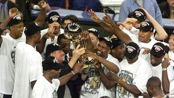 SPURSWATCH - Photo Gallery: A look back at the Spurs 1st NBA Championship
