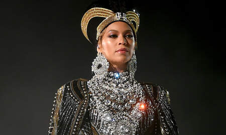 Entertainment News - Beyonce May Have Recorded A Secret Song For 'The Lion King' Soundtrack