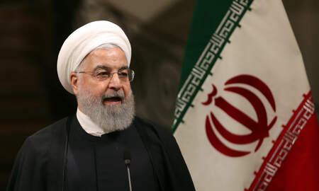 National News - Iran's President Mocks New Sanctions Imposed by U.S. As Idiotic
