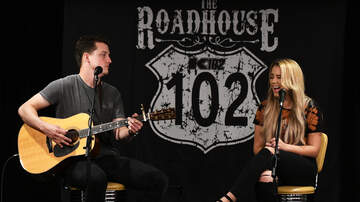 The K102 Roadhouse - PHOTOS: Gabby Barrett in the K102 Roadhouse