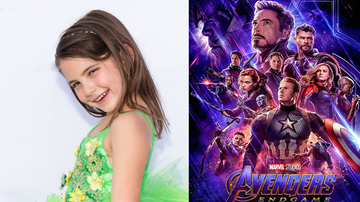 What We Talked About - Bullies Are Harassing The Little Girl Who Was In 'Avengers: Endgame'