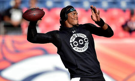 National News - Cam Newton Denied After Offering Fellow Passenger $1,500 to Switch Seats