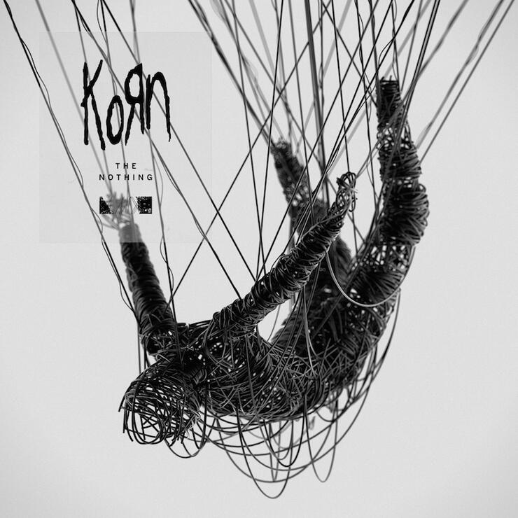 KORN - 'THE NOTHING' Album Artwork