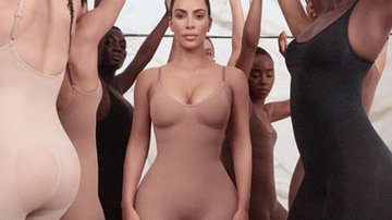 Honey German - Kim Kardashian Announces Shapewear Line