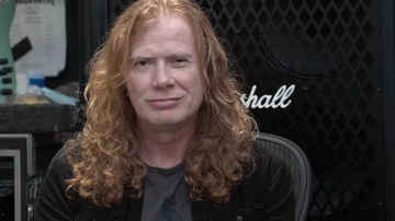 iHeartRadio Music News - Megadeth's Dave Mustaine Posts Video Message Following Cancer Diagnosis