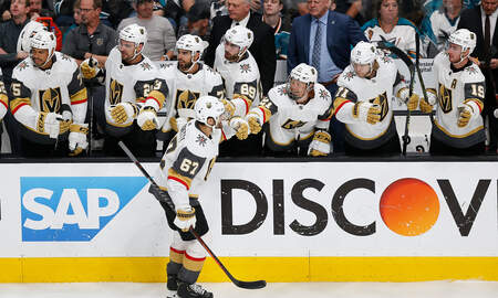 Vegas Golden Knights - NHLAnnounces Vegas Golden Knights 2019-20 Regular SeasonSchedule