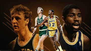 The Gunner Page - Larry Bird & Magic Johnson Honored For NBA Lifetime Achievement
