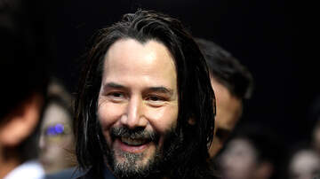 """Wendy Wild - Thousands Sign Petition To Make Keanu Reeves """"Time's"""" Person Of The Year"""