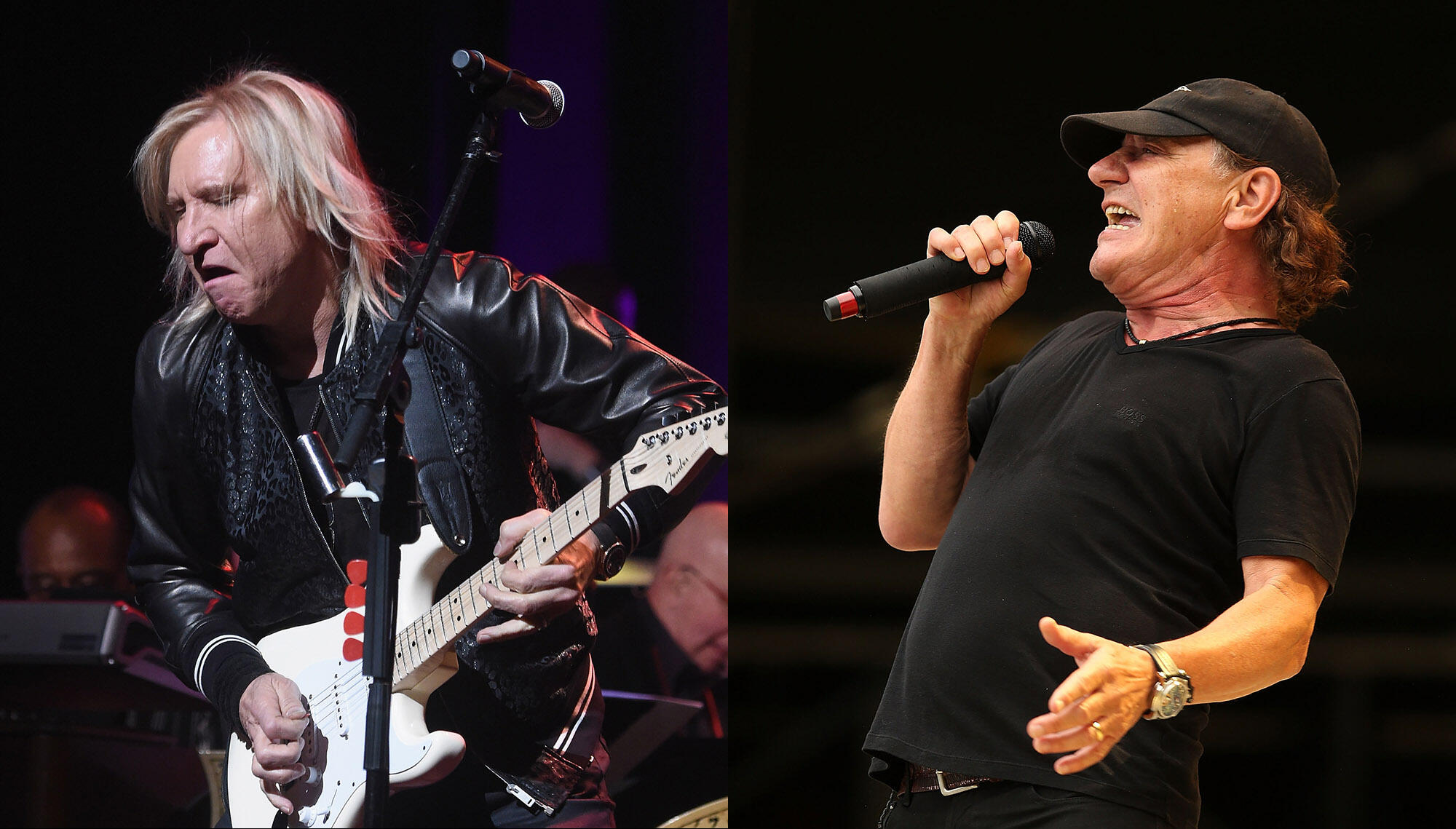 Joe Walsh Is Working On Something With AC/DC's Brian Johnson