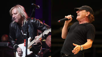 iHeartRadio Music News - Joe Walsh Is Working On Something With AC/DC's Brian Johnson