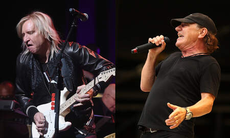 Rock News - Joe Walsh Is Working On Something With AC/DC's Brian Johnson