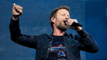 Music News - Dierks Bentley Injured In Mountain Bike Accident