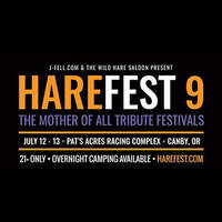 Snag Tickets To Harefest 9 on July 12th & 13th!