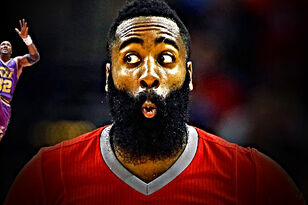 Colin Cowherd Says James Harden Isn't a Winner, Compares Him to Karl Malone