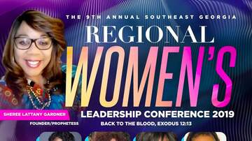 Yolanda Neely - The Regional Woman's Leadership Conference 2019 June 28th & 29th!