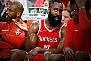 Daryl Morey: Reports of a Chris Paul and James Harden Beef Were 'Nonsense'