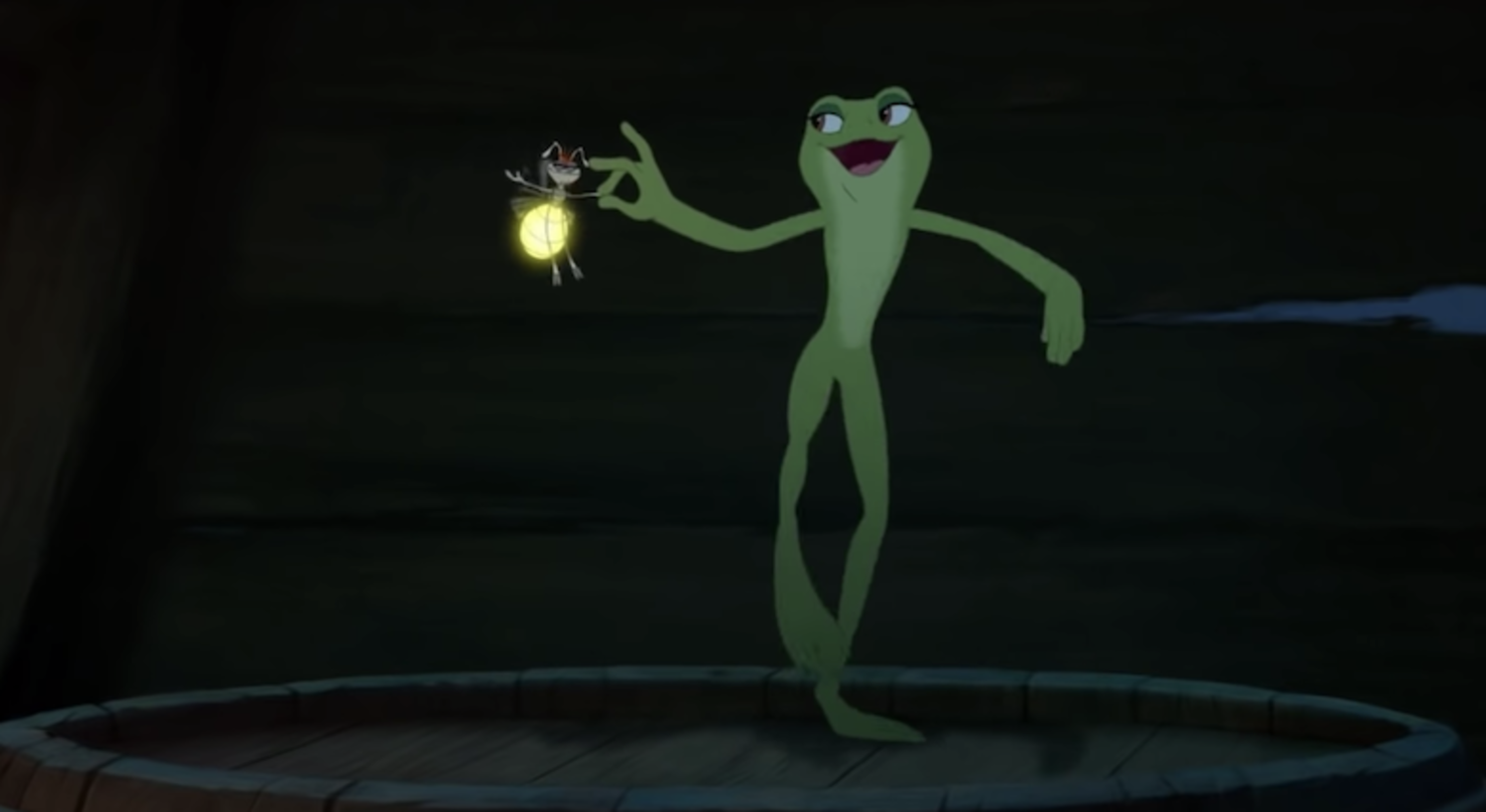 """Disney - """"Dig A Little Deeper"""" from Princess and the Frog"""