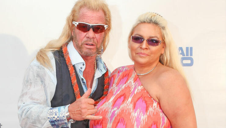 dog the bounty hunter wife funeral