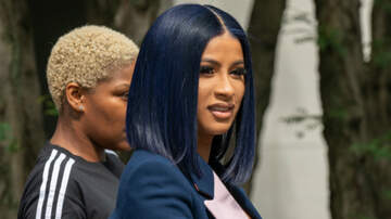 iHeartRadio Music News - Cardi B Pleads Not Guilty To Felony Charges