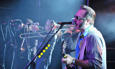 Tigman - Reel Big Fish and Bowling for Soup Rock The Chance Thursday