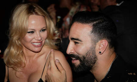 Jeff Haber - Pamela Anderson Splits From Adil Rami Accuses Him of Cheating and Abuse PIC