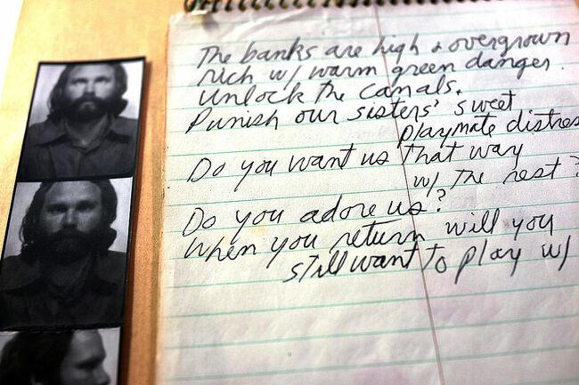 Jim Morrison Is (Not) The Zodiac Killer