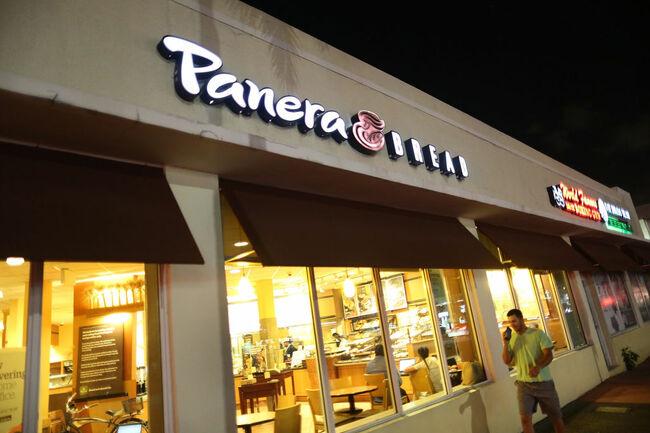 Panera Bread To Acquire Au Bon Pain Bakery Chain