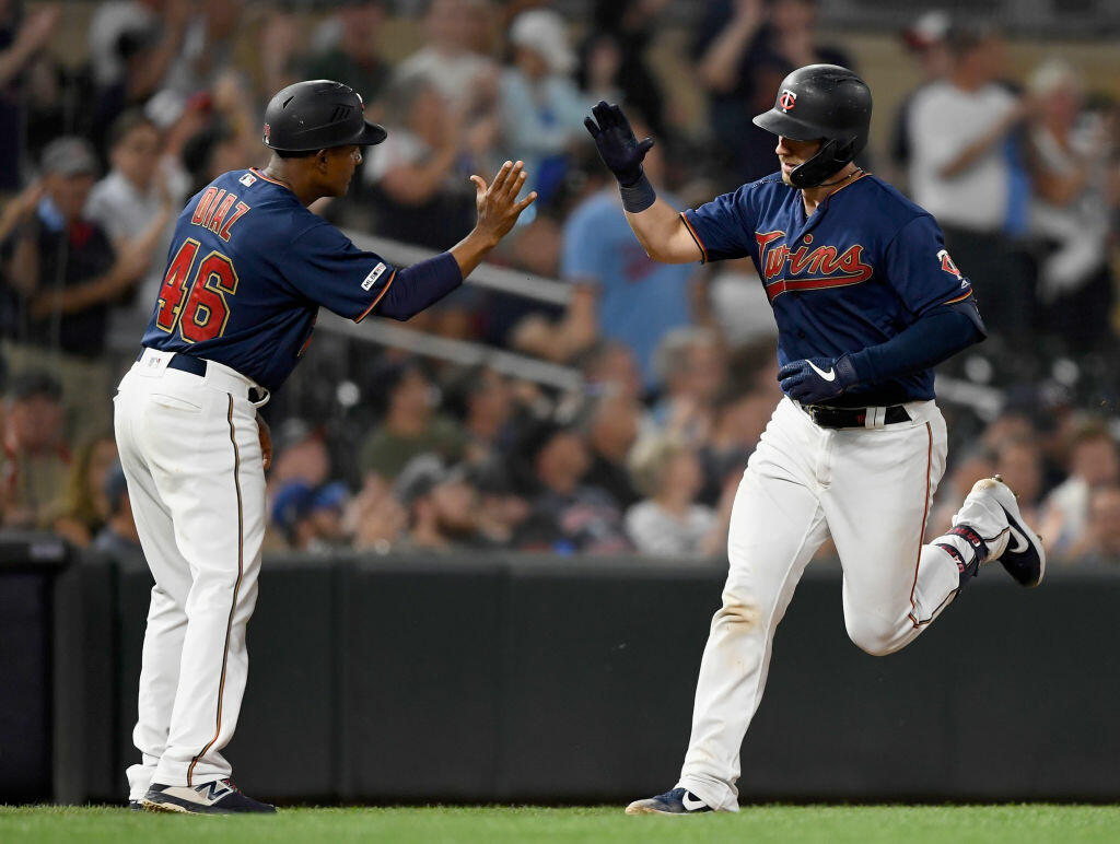 Twins Rally To Second Straight Win Over Rays
