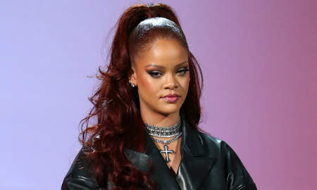 Entertainment News - Rihanna Speaks Out Against Trump's Immigration Policies