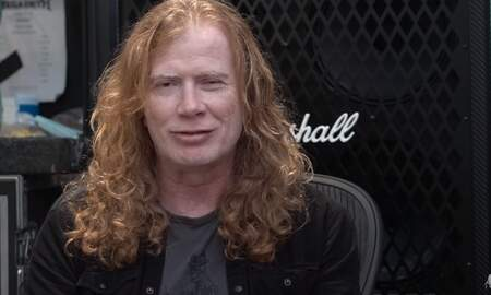 Paul and Al - Megadeth's Dave Mustaine Thanks His Fans For Supporting Him