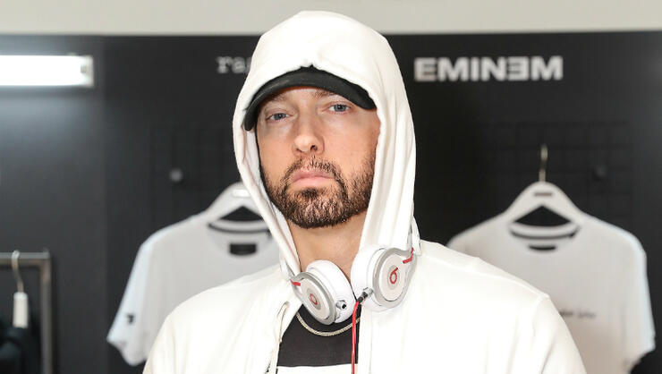 Eminem's Estranged Father Dead At 67 | iHeartRadio