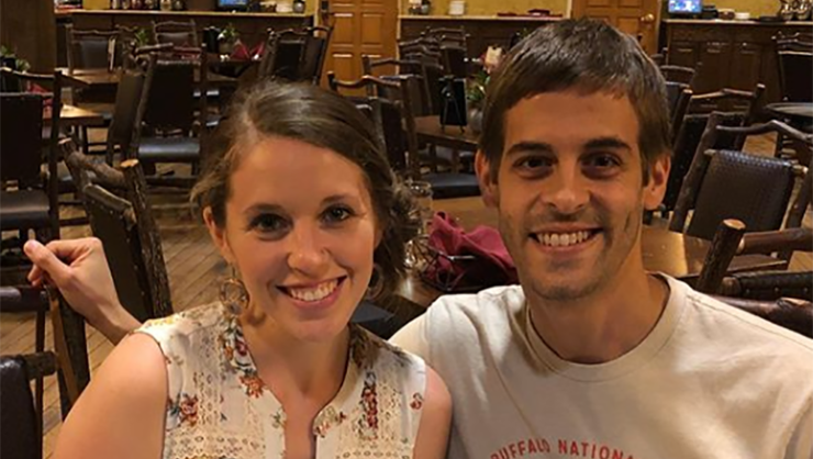 Jill Duggar's Latest Intimate Instagram Post As Some Fans Saying 'TMI' | iHeartRadio