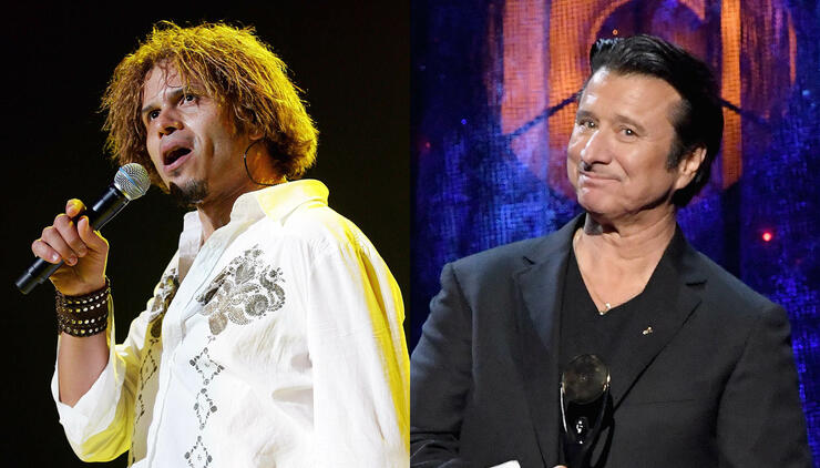Journey In Concert At Mandalay Bay