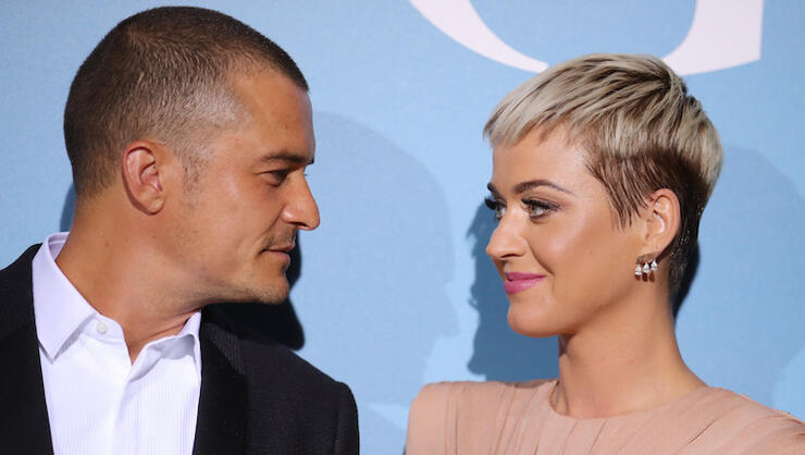 Here's When Katy Perry & Orlando Bloom Are Expected To Marry | iHeartRadio