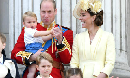 Trending - Prince William Asked How He'd React If One Of His Kids Comes Out As Gay