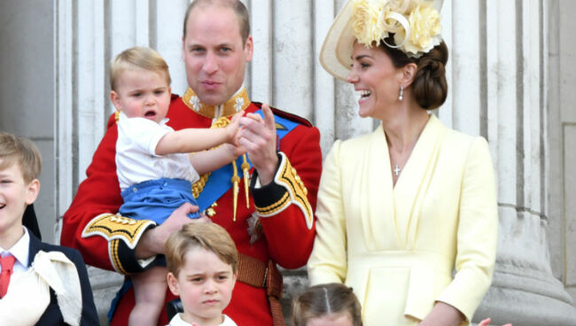 Prince William Asked How He'd React If One Of His Kids Comes Out As Gay