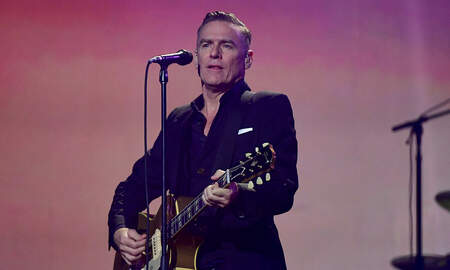 Rock News - Bryan Adams Says Masters From His 'Reckless' Album Burned In UMG Fire