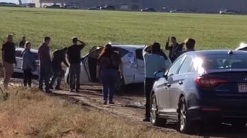 National News - Dozens Of Cars Get Stuck In Mud After Google Maps Led Them To Empty Field