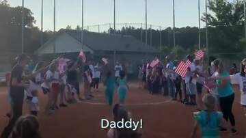 Mountain Man Jay - Military Dad Gets Royal Welcome Home