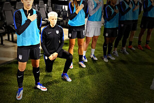 Megan Rapinoe Trolls Trump: 'I'm Not Going to the F**king White House'